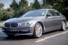2017 BMW 7-Series exterior