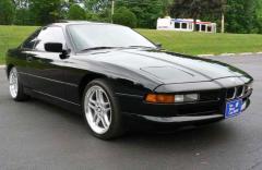 1992 BMW 8-Series Photo 1