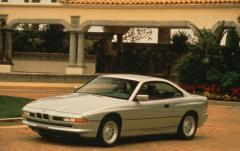 1993 BMW 8-Series Photo 1