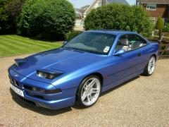 1995 BMW 8-Series Photo 1