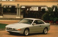 1996 BMW 8-Series exterior