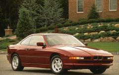 1997 BMW 8-Series exterior
