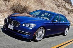 2013 BMW Alpina B7 exterior