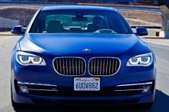 2015 BMW Alpina B7 exterior