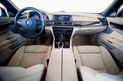 2015 BMW Alpina B7 interior