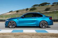 2017 BMW M2 exterior