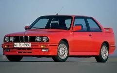 1990 BMW M3 exterior
