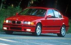 1997 BMW M3 exterior