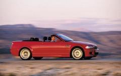 2001 BMW M3 exterior