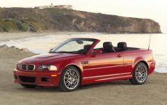 2002 BMW M3 exterior