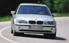 2003 BMW M3 exterior