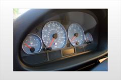 2005 BMW M3 interior
