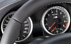 2010 BMW M3 interior