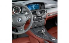 2011 BMW M3 Convertible interior