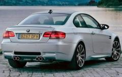 2011 BMW M3 Coupe exterior
