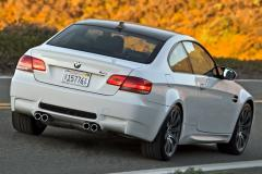 2012 BMW M3 exterior
