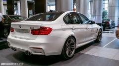 2015 BMW M3 Photo 2