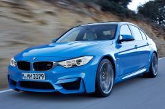 2015 BMW M3 Photo 3