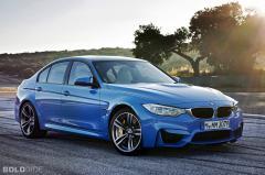 2015 BMW M3 Photo 5