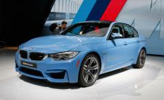 2015 BMW M3 Photo 7