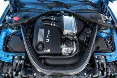 2017 BMW M3 exterior