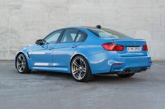 2018 BMW M3 exterior