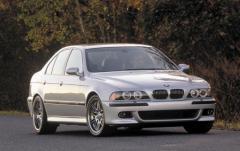 2001 BMW M5 exterior