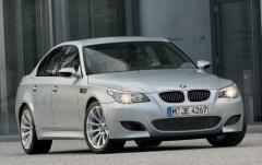 2006 BMW M5 exterior
