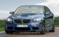 2010 BMW M5 Photo 1