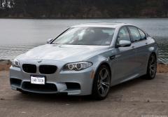 2013 BMW M5 Photo 1