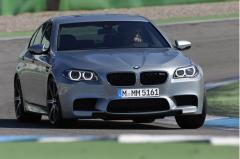 2014 BMW M5 Photo 1