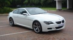 2008 BMW M6 Photo 1