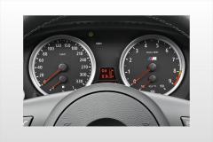 2008 BMW M6 interior