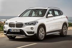 2017 BMW X1 exterior