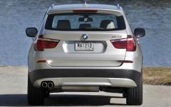 2011 BMW X3 exterior