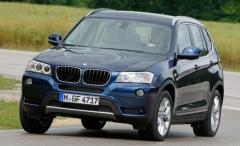 2013 BMW X3 Photo 1