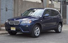2013 BMW X3 Photo 8