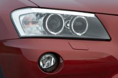 2013 BMW X3 exterior