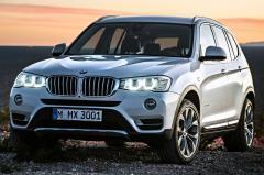 2015 BMW X3 exterior