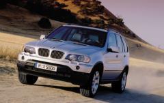 2000 BMW X5 exterior