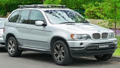 2000 BMW X5 Photo 3