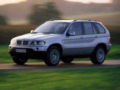 2000 BMW X5 Photo 1