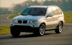 2001 BMW X5 exterior
