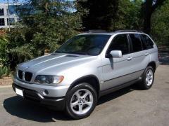 2002 BMW X5 Photo 3