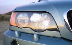2003 BMW X5 exterior