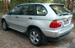 2003 BMW X5 Photo 3