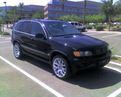 2003 BMW X5 Photo 4