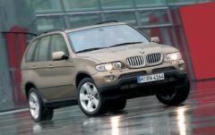 2004 BMW X5 exterior