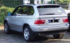 2005 BMW X5 Photo 3