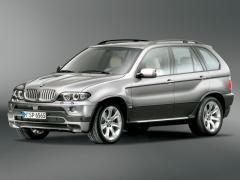 2005 BMW X5 Photo 4